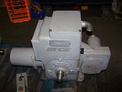 Beck Rotary Damper Drive And Actuator Model 11-206-041907-04-03 120 Volt 1 Phase