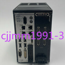 1pc Omron Fh-1050-10 Industrial Camera Vision System Mainframe Controller Tested