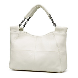 Purses and Handbags Leather Satchel for Women Crossbody Small Shoulder Bag White $39.28