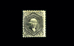 Us Stamp Used F/vf S78c Andnbspbold Fresh Color And Light Cancel Very Scarce Color