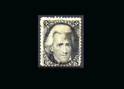 Us Stamp Used Fine S84 Andnbspfresh Color Light Cancel Small Faults