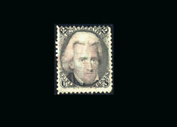 Us Stamp Used, F/vf S85b Very Lite Red Cancel, Excellent Color And Freshness, A
