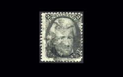 Us Stamp Used Fine S85b Andnbsplight Cancel For This Issue With Well Defined Grill