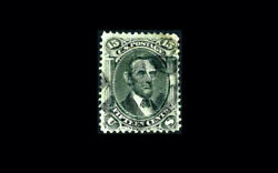 Us Stamp Used, Vf S91 light Attractive Cancel
