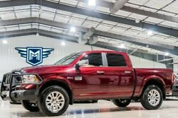 2018 Ram 1500 Longhorn Ram 1500 Delmonico Red Pearlcoat with 14880 Miles for sale!