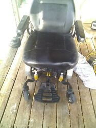 Jazzy 614 Hd Bariatric Power Chair 450 Capacity -p/u Only