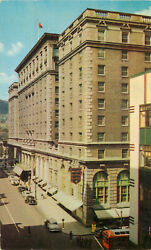 S13119 Mount Royal Hotel Montreal Quebec Canada Postcard Combined Shipping