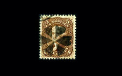 Us Stamp Used, Vf/xf S95 attractive Fancy Cancel