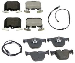 Genuine Front And Rear Brake Kit Pads And Wear Sensors For Bmw F34 340i Gt Xdrive