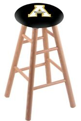 Holland Bar Stool Co. Oak Counter Stool In Natural Finish With Appalachian St...