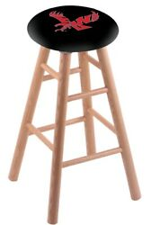 Holland Bar Stool Co. Oak Counter Stool In Natural Finish With Eastern Washin...