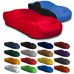 Satin Stretch Indoor Custom Fit Car Cover For Chevy Monte Carlo