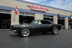 1967 Chevrolet Camaro Resto Mod Fuel Injected LS 1967 Chevrolet Camaro Resto-Mod Fuel Injected LS V8 Custom Leather Interior