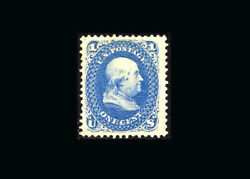 Us Stamp Mint Xf S102 Andnbspfresh Color Lightly Hinged Twice On Original Gum