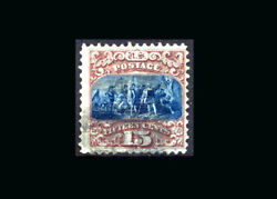 Us Stamp Used F/vf+ S118andnbsp Attractive Light Cancel