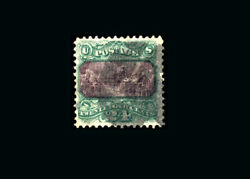 Us Stamp Used, Vf S120 Nice Cancel And Good Margins