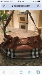 burberry bag authentic Never Used $700.00