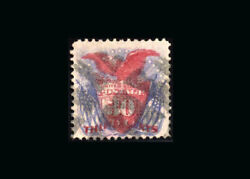 Us Stamp Used, Vf/xf S121 light Attractive Cancel, Fresh Color