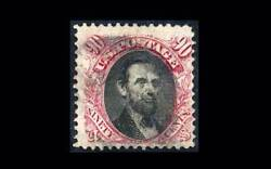 Us Stamp Used F/vf S122 Light Cancel For Issue