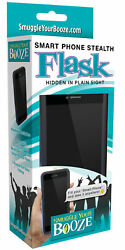 Smuggle Your Booze Syb-phone Smart Phone Flask With Funnel