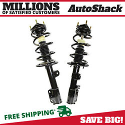 Front Complete Strut And Coil Spring Assembly Pair 2 For 2011-2013 Ford Explorer