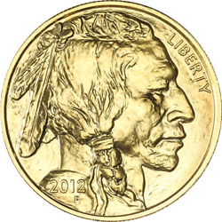 WIRE PAYMENT - 1 oz Gold American Buffalo - Our Choice Date - Tub