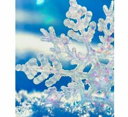 Snowflakes Diamond Painting Design Embroidery Pattern Diy House Wall Decorations