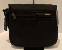 "Tumi Small Flap Crossbody 10"" X 11.5"" X 1.2"" Bag NWT $99.00"