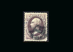 Us Stamp Used Xf S151 Nice Color Large Margins With Nice Cancel