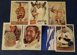 2019 Topps Allen And Ginter Inserts Greatest Star Signs You Pick