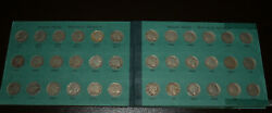 Full Set Of Buffalo Nickels 1913-1938 Missing Only 16/16 And 37-d 3 Leg