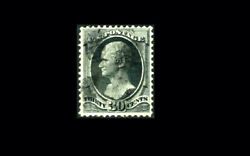 Us Stamp Used, Vf/xf S154 fresh Color And Lilght Cancel