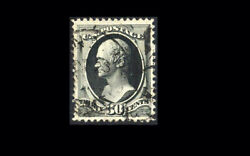Us Stamp Used, Xf S154 Very Fresh, Light Cancel