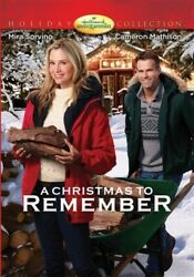 A CHRISTMAS TO REMEMBER New DVD Hallmark Movies amp; Mysteries Holiday Collection