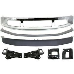 Bumper Kit For 2008-2010 Ford F-250 Super Duty Front 4wd Built From 07/31/07