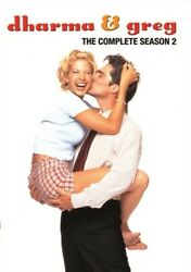 Dharma And Greg Complete Second Season 2 New Sealed 3 Dvd Set