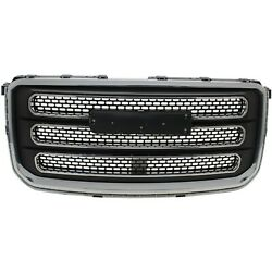 New Grille Grill Gmc Acadia 2013-2016 Gm1200665 22814533