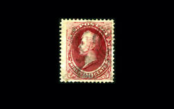 Us Stamp Used, Vf/xf S166  large Margins All Around, Light Cancel
