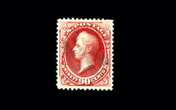 Us Stamp Used Xf S166 Andnbsplight Blue Cancel Beautiful Stamp