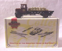 Jca Matchbox - Collectibles - Yym36831 - 1934 Scammell - Great Western Railway