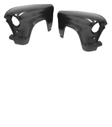 Chevy,chevrolet Pickup Truck Front Fender Set Left And Right 1957