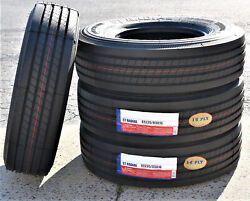 4 Tires Transeagle All Steel St Radial St 235/85r16 Load H 16 Ply Trailer
