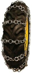 Double Ring Pattern 18.4-24 Tractor Tire Chains - Nw783