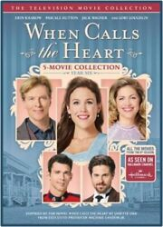 When Calls The Heart Television Movie Collection Year Six New Dvd Season 6