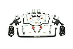 Umi Performance 73-87 Gm C10 Truck Handling And Drop Kit Stage 2.5
