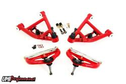 Umi Perf 78-88 Monte Carlo, 82-03 S10/s15 Upper And Lower A-arm, Coilover Only