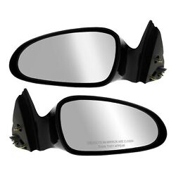 Power Mirror Set Of 2 For 2000-2007 Chevy Monte Carlo Left And Right Heated