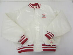 Vintage Rose Bowl Tournament Of Roses King Louie Pro Fit Jacket With Tags Sz Xl