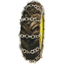 Double Ring Pattern 20.8-38 Tractor Tire Chains - Nw790