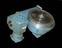 Camco 902rdm4h32-330 Rotary Drive Indexer W/gearbox 4 Stop 40 1 Ratio